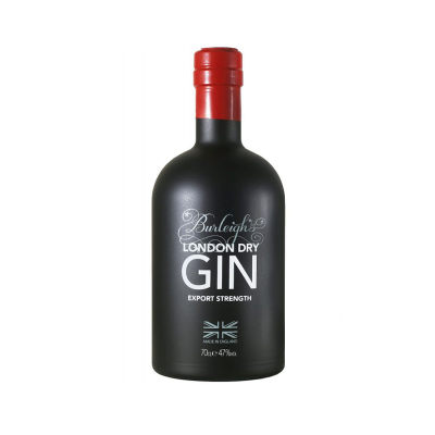 gin-burleighs-export-strength Spirits